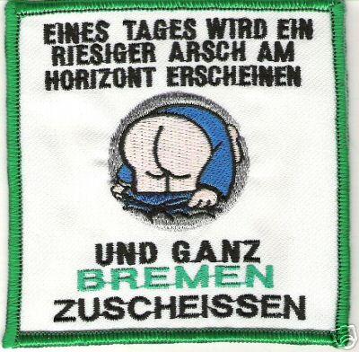 Anti Bremen Sprüche
