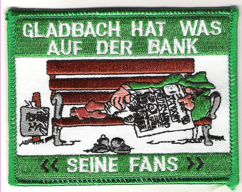 Gladbach Verarsche